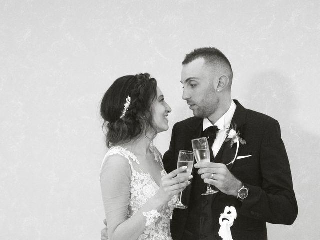 Il matrimonio di Fabio e Maria a Moio Alcantara, Messina 201