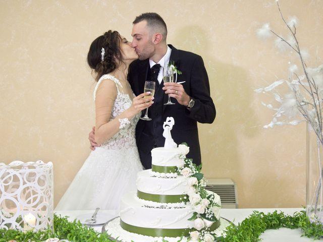 Il matrimonio di Fabio e Maria a Moio Alcantara, Messina 202
