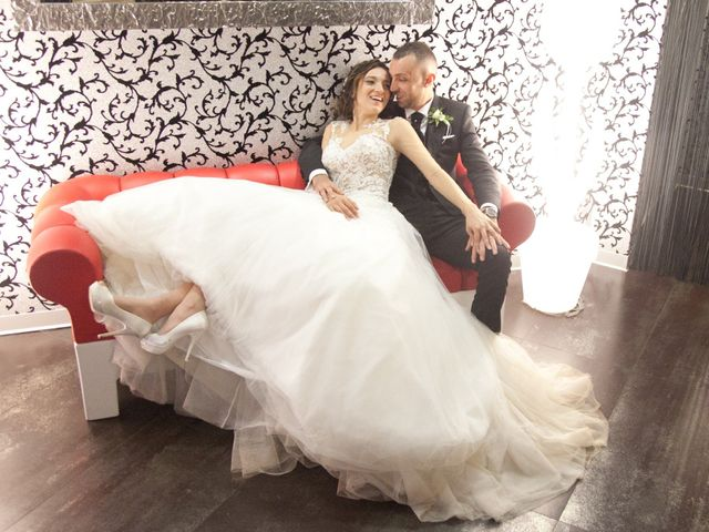 Il matrimonio di Fabio e Maria a Moio Alcantara, Messina 206