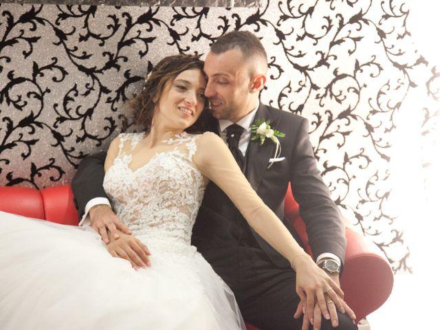 Il matrimonio di Fabio e Maria a Moio Alcantara, Messina 207