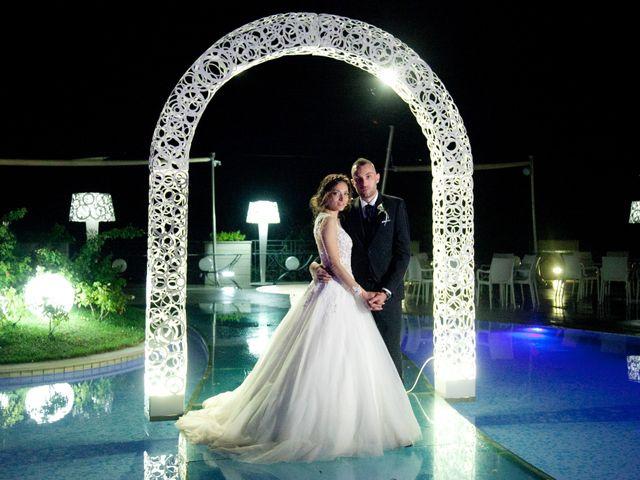Il matrimonio di Fabio e Maria a Moio Alcantara, Messina 209