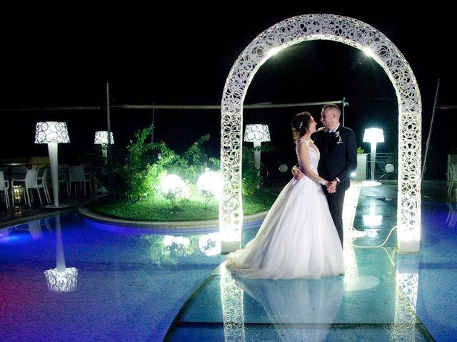 Il matrimonio di Fabio e Maria a Moio Alcantara, Messina 210