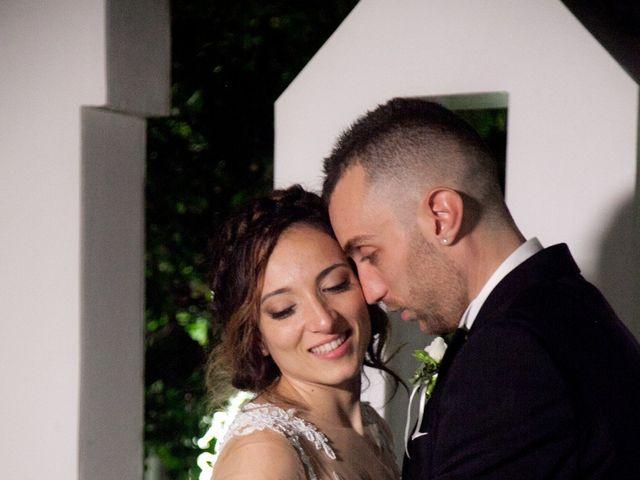 Il matrimonio di Fabio e Maria a Moio Alcantara, Messina 215