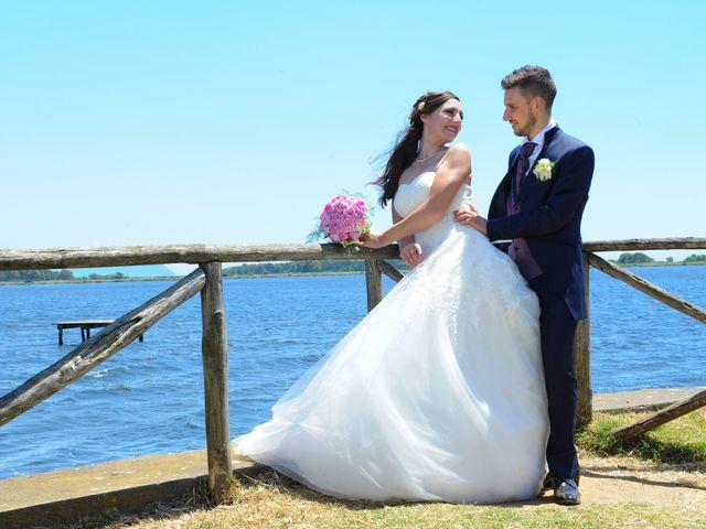 le nozze di Rosanna e Flavio