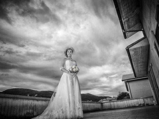 Il matrimonio di Riccardo e Pamela a Treia, Macerata 2