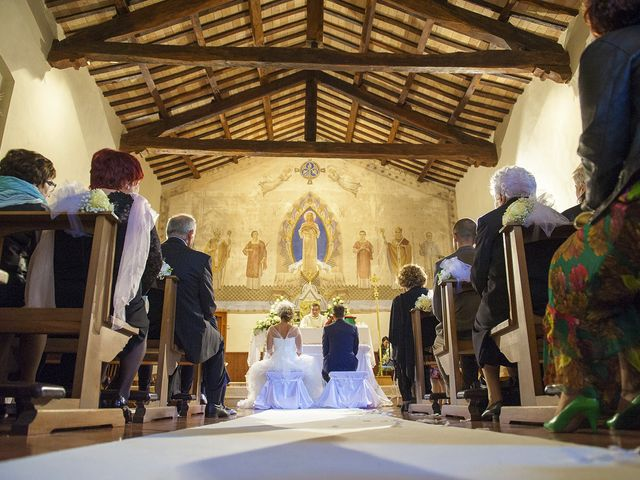 Il matrimonio di Riccardo e Pamela a Treia, Macerata 6