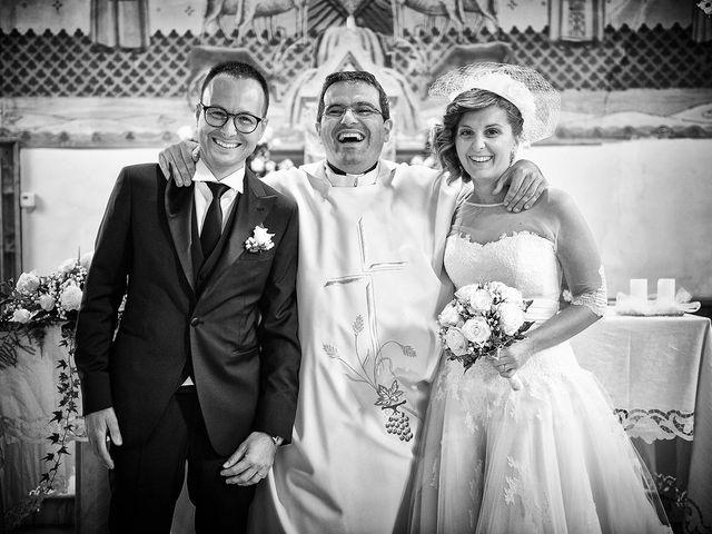 Il matrimonio di Riccardo e Pamela a Treia, Macerata 7