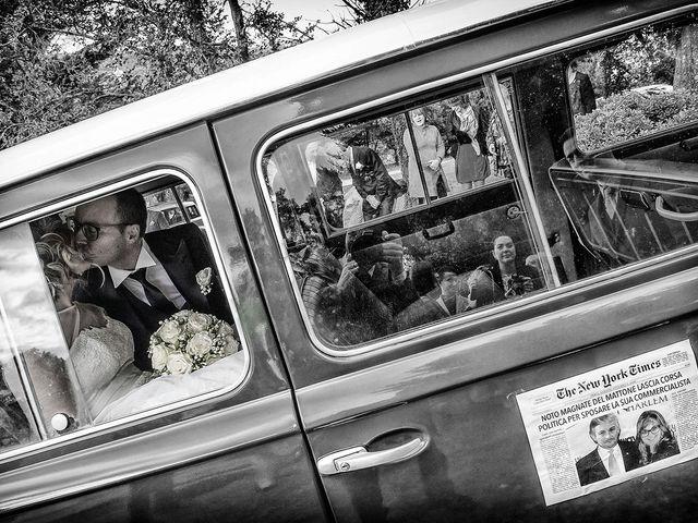 Il matrimonio di Riccardo e Pamela a Treia, Macerata 9