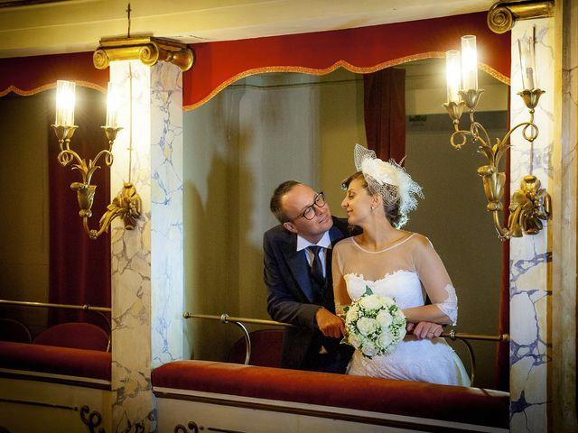 Il matrimonio di Riccardo e Pamela a Treia, Macerata 12