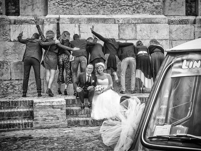 Il matrimonio di Riccardo e Pamela a Treia, Macerata 14