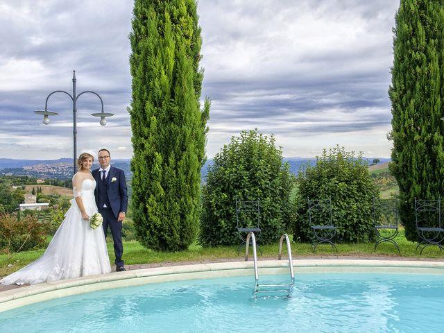 Il matrimonio di Riccardo e Pamela a Treia, Macerata 17