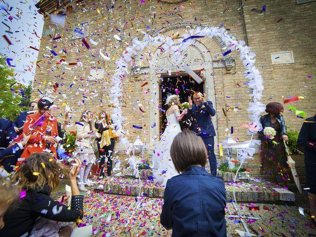 Il matrimonio di Riccardo e Pamela a Treia, Macerata 21