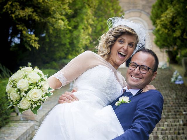 Il matrimonio di Riccardo e Pamela a Treia, Macerata 23