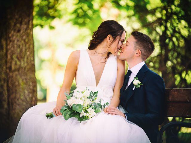 Le nozze di Lorenzo e Chiara