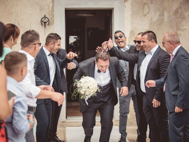 Il matrimonio di Valentina e Davide a Caltanissetta, Caltanissetta 20
