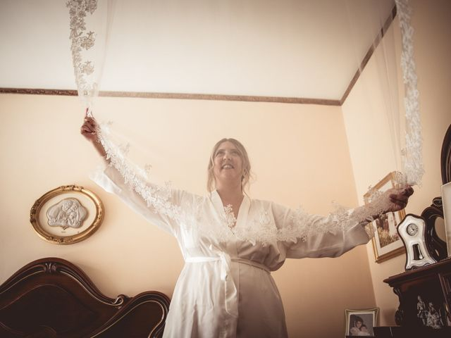 Il matrimonio di Valentina e Davide a Caltanissetta, Caltanissetta 32