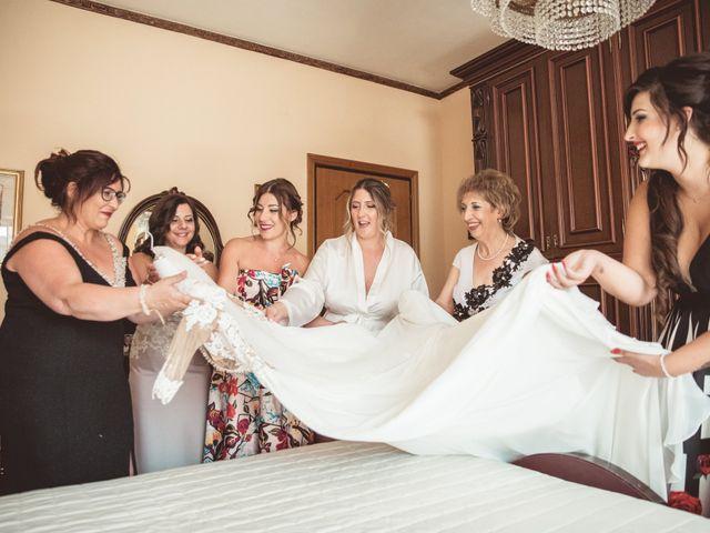 Il matrimonio di Valentina e Davide a Caltanissetta, Caltanissetta 37