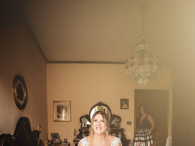 Il matrimonio di Valentina e Davide a Caltanissetta, Caltanissetta 40
