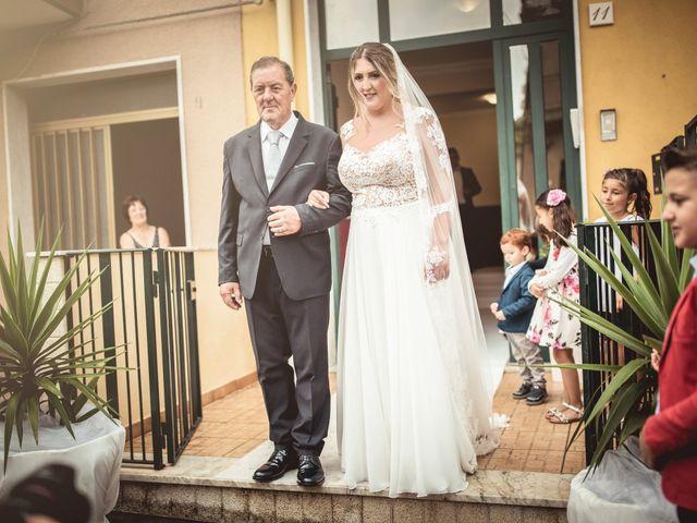 Il matrimonio di Valentina e Davide a Caltanissetta, Caltanissetta 44