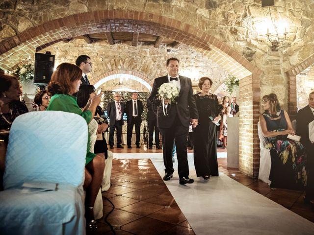 Il matrimonio di Valentina e Davide a Caltanissetta, Caltanissetta 47