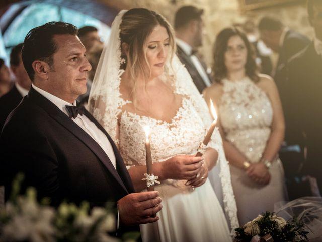 Il matrimonio di Valentina e Davide a Caltanissetta, Caltanissetta 53