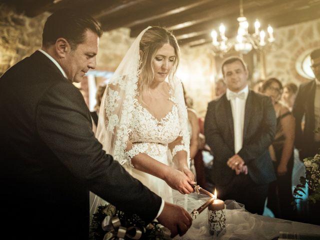 Il matrimonio di Valentina e Davide a Caltanissetta, Caltanissetta 55
