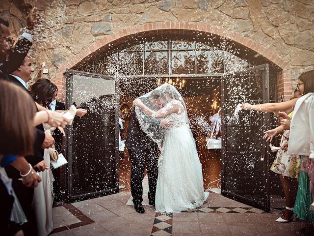 Il matrimonio di Valentina e Davide a Caltanissetta, Caltanissetta 58