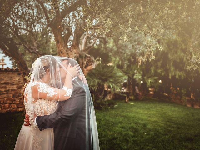 Il matrimonio di Valentina e Davide a Caltanissetta, Caltanissetta 62