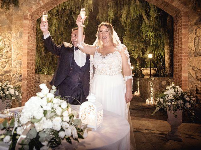 Il matrimonio di Valentina e Davide a Caltanissetta, Caltanissetta 68