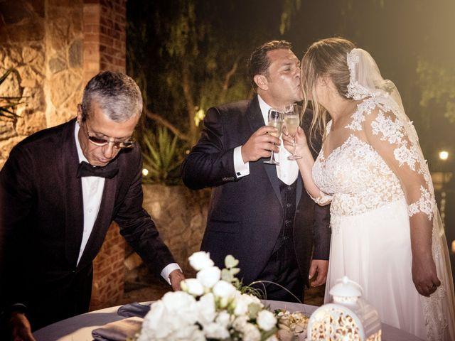 Il matrimonio di Valentina e Davide a Caltanissetta, Caltanissetta 69