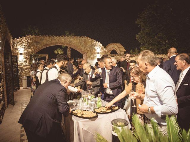 Il matrimonio di Valentina e Davide a Caltanissetta, Caltanissetta 70