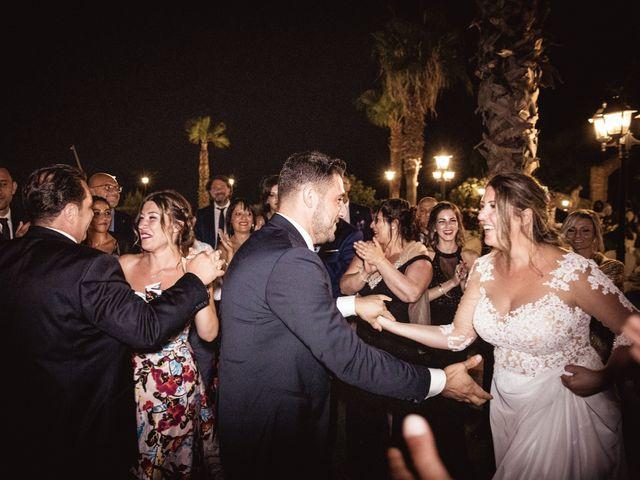 Il matrimonio di Valentina e Davide a Caltanissetta, Caltanissetta 82
