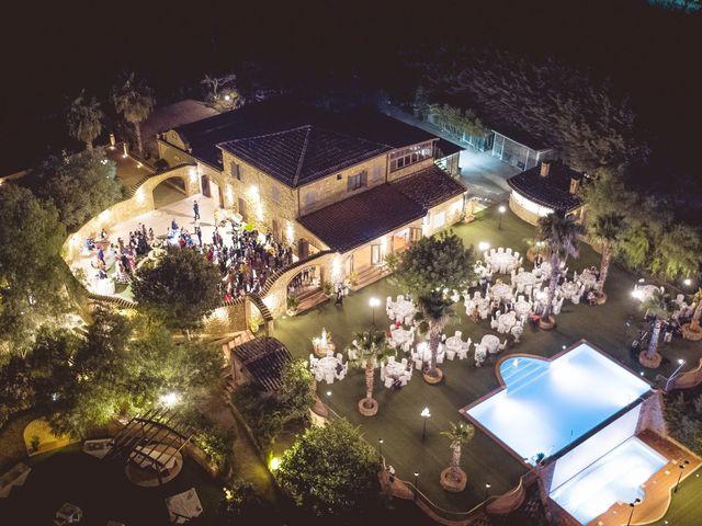 Il matrimonio di Valentina e Davide a Caltanissetta, Caltanissetta 89