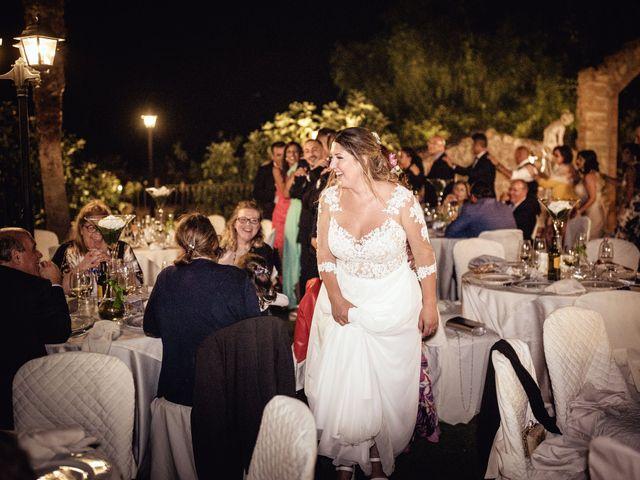Il matrimonio di Valentina e Davide a Caltanissetta, Caltanissetta 96