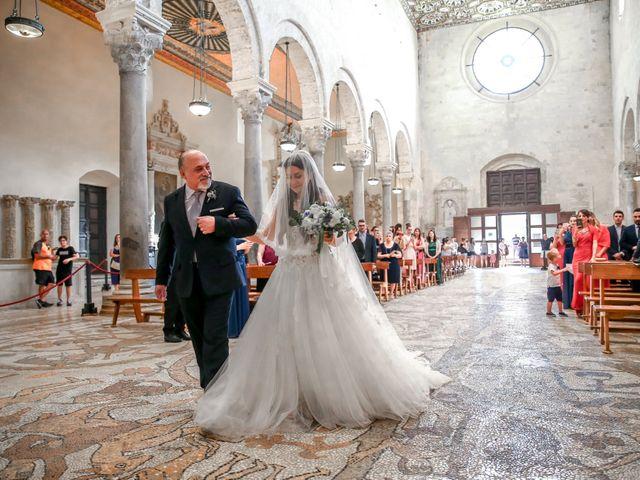 Il matrimonio di Michele e Chiara a Otranto, Lecce 7