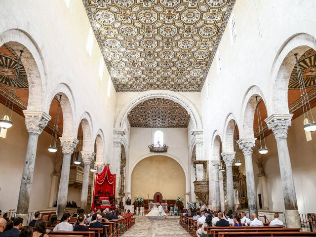 Il matrimonio di Michele e Chiara a Otranto, Lecce 8