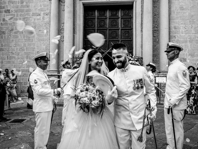 Il matrimonio di Michele e Chiara a Otranto, Lecce 11
