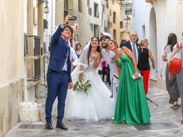 Il matrimonio di Michele e Chiara a Otranto, Lecce 12