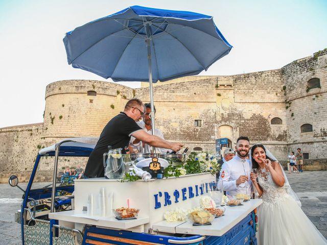 Il matrimonio di Michele e Chiara a Otranto, Lecce 13