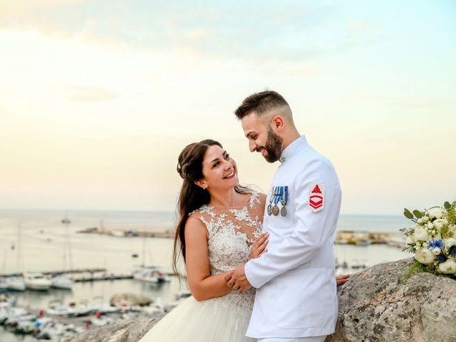 Il matrimonio di Michele e Chiara a Otranto, Lecce 16