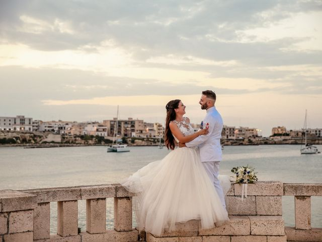 Il matrimonio di Michele e Chiara a Otranto, Lecce 17