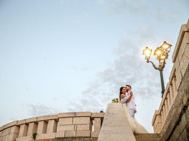 Il matrimonio di Michele e Chiara a Otranto, Lecce 19