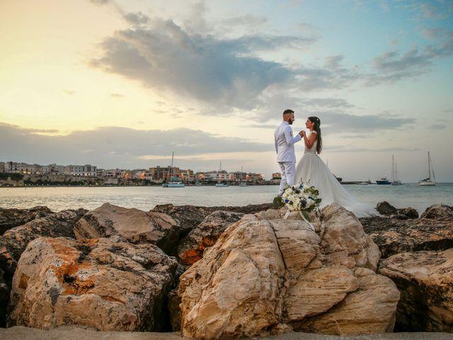 Il matrimonio di Michele e Chiara a Otranto, Lecce 20
