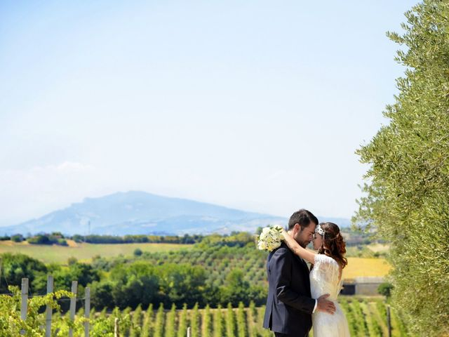 Il matrimonio di Daniele e Milena a San Benedetto del Tronto, Ascoli Piceno 29