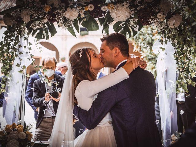 Il matrimonio di Giacomo e Valentina a Godega di Sant'Urbano, Treviso 123