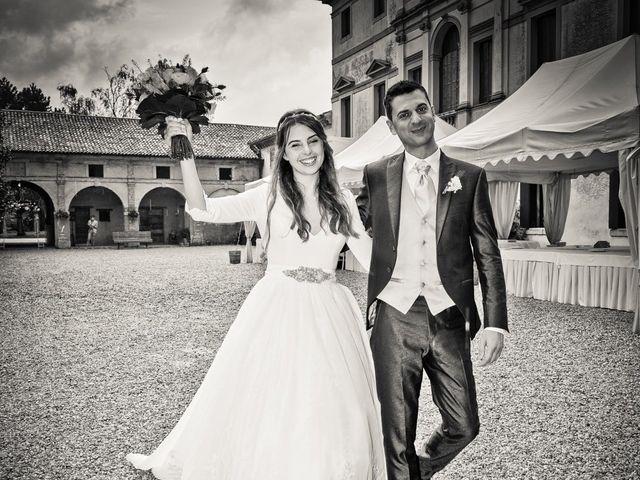 Il matrimonio di Giacomo e Valentina a Godega di Sant'Urbano, Treviso 152