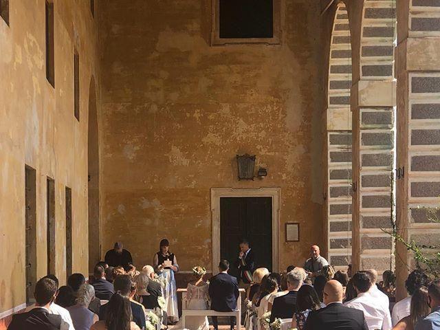 Il matrimonio di Moreno e Camilla a Montecchio Precalcino, Vicenza 2