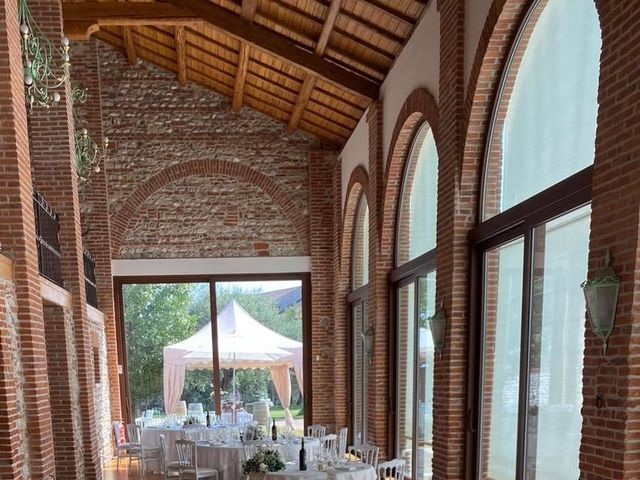 Il matrimonio di Moreno e Camilla a Montecchio Precalcino, Vicenza 5