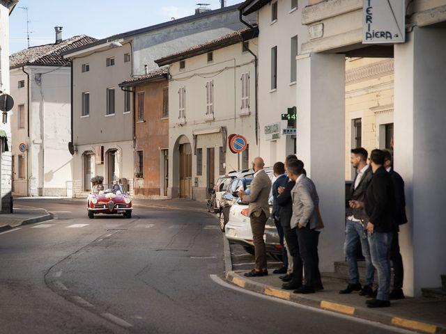 Il matrimonio di Linda e Diego a Passirano, Brescia 8