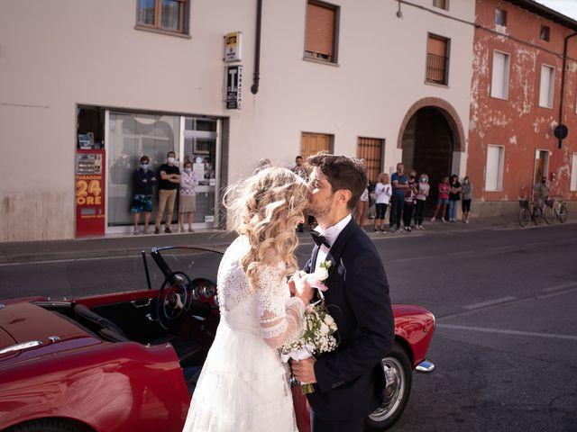 Il matrimonio di Linda e Diego a Passirano, Brescia 1